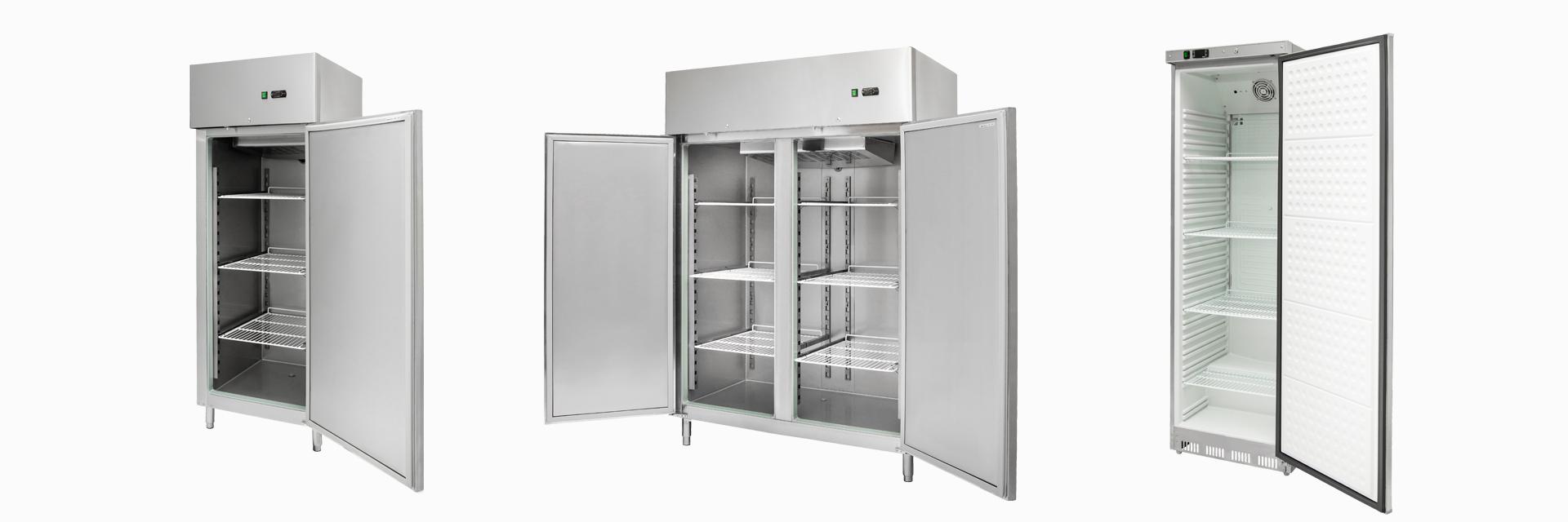 Tropikalizált hűtőszekrények különböző típusai