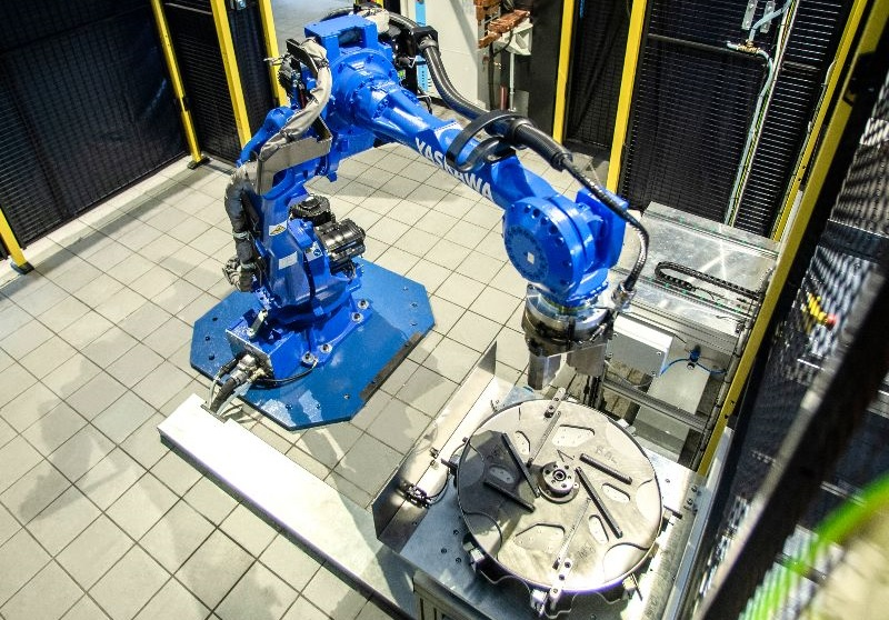 Manipulátor robotcella