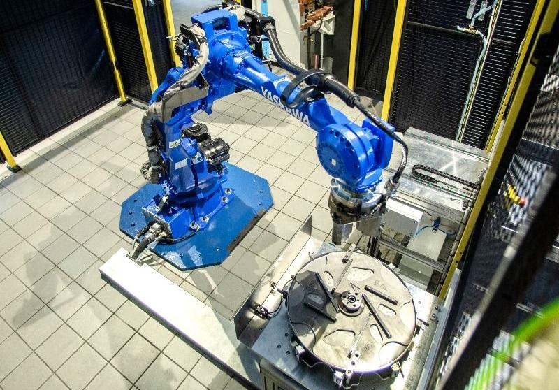 Manipulator robot cell