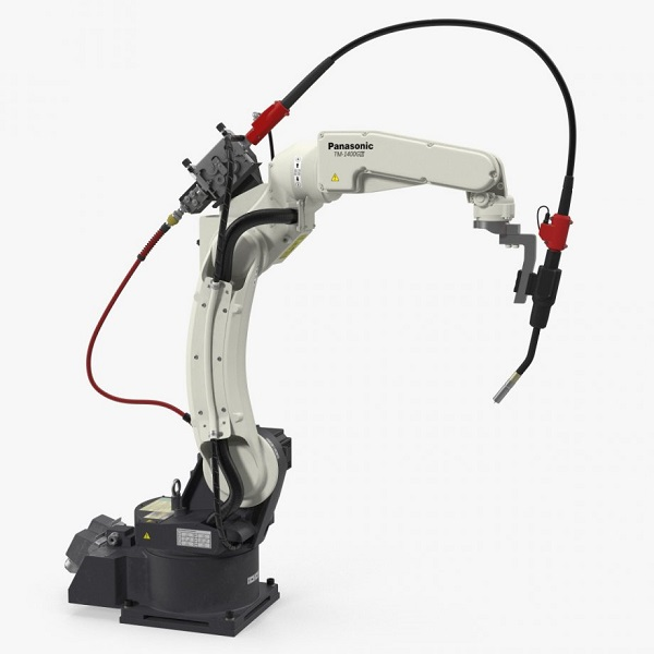 Panasonic hegesztő robot