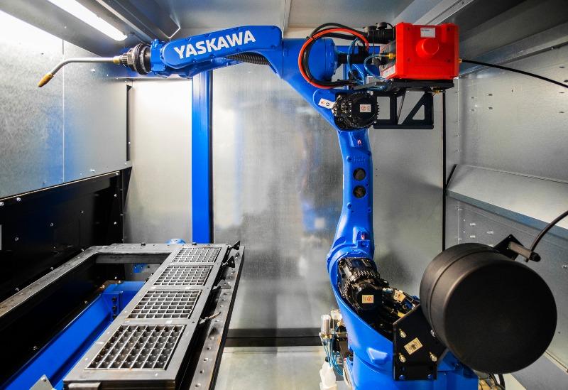 Yaskawa robotcella