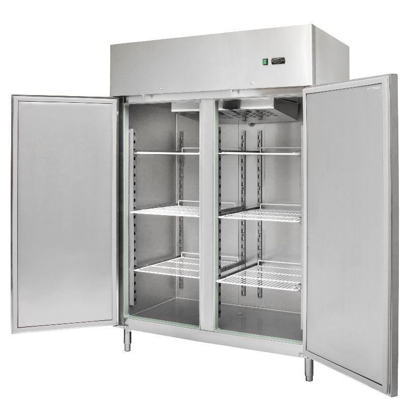 AGH-1400BTG Rozsdamentes ipari mélyhűtőszekrény