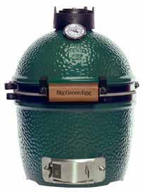 Big Green Egg Mini gril