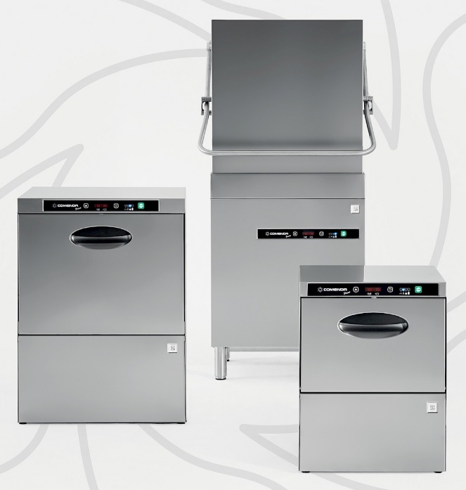 Comenda Prime line mosogatógép termékcsalád