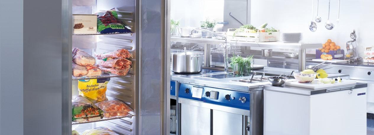 Liebherr Hűtőszekrény és egyéb konyhai berendezések