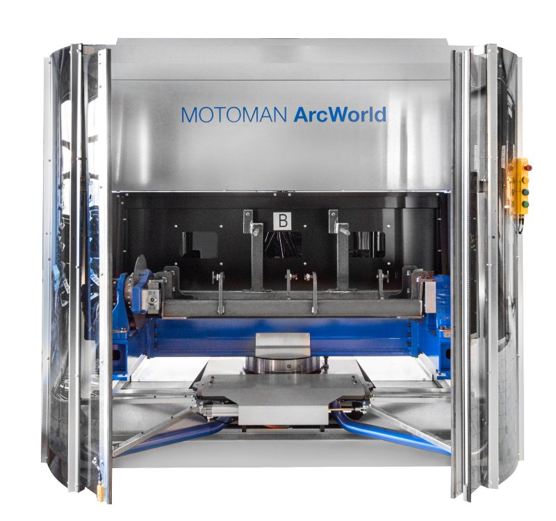 Motoman arcworld welding robot
